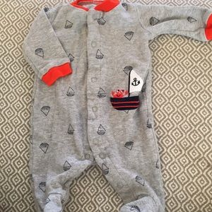 Other - Button up crab footies